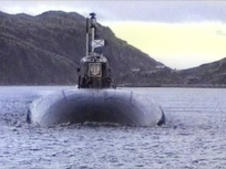 Kursk, a submarine in troubled waters