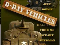 D-DAY VEHICLES