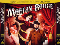 Moulin Rouge Blu ray et DVD