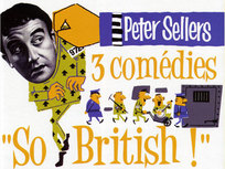 Peter Sellers : 3 comédies « So British! »