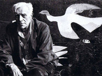 Georges Braque, autoportrait