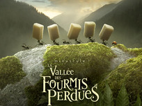 Minuscule, la vallée des fourmis perdues (Bluray+DVD)