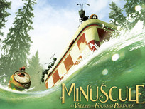 Minuscule, la vallée des fourmis perdues (Bluray 3D + DVD)