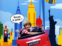 Arthur à New York vol.1
