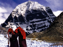 Kailash : Le chemin vers Olmo Lungring