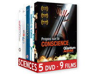 "Coffret 5 DVD ""Sciences"""