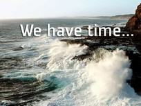 We have time…