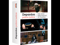 Depardon police justice : Coffret 3 films